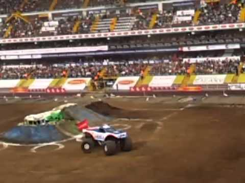 monster jam Costa Rica. Última Fecha(4)
