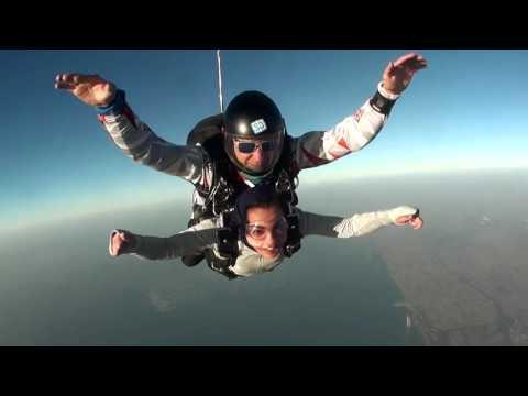 Fatma Al Jassim | #SkydiveDubai
