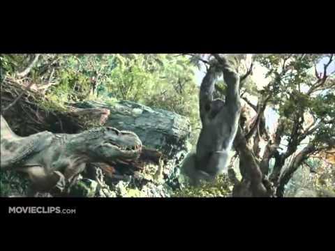 Cuộc chiến của king kong với khủng long thời tiền sư movie clip̉