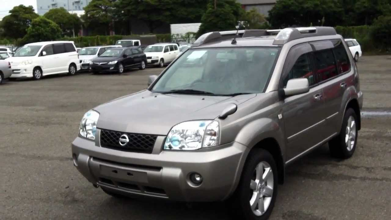 nissan x trail 2005 model excellent condition youtube. Black Bedroom Furniture Sets. Home Design Ideas