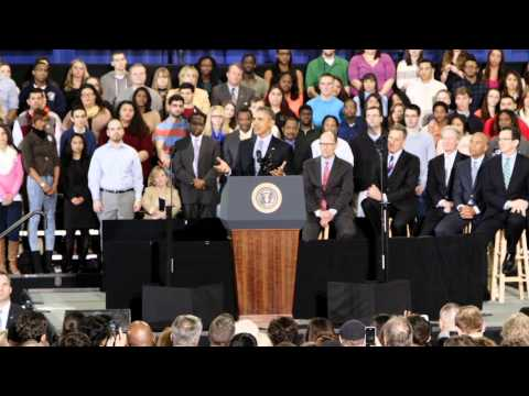 News Team 30: President Obama talks minimum wage in CT