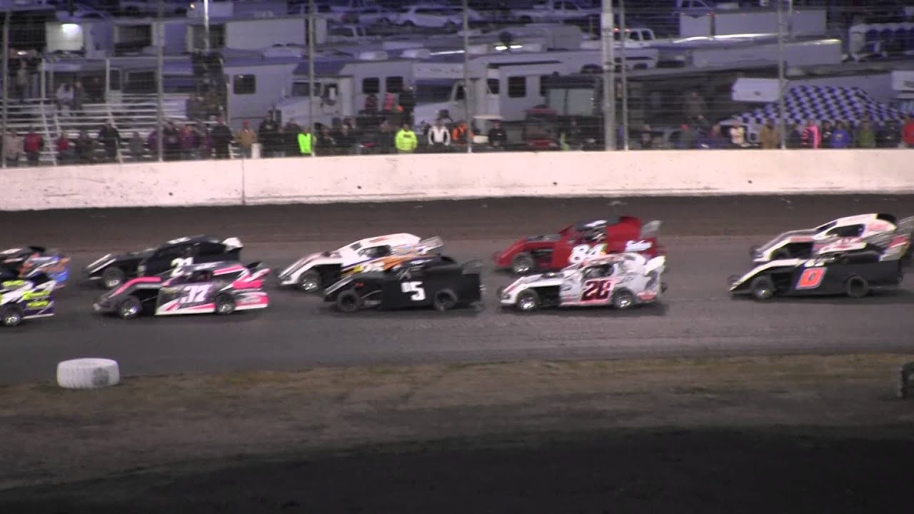 Texas Motor Speedway Dirt Track 3 7 14 Limited Mod Heat 8