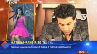 Wedding bells for Ranbir Kapoor- Katrina Kaif ?