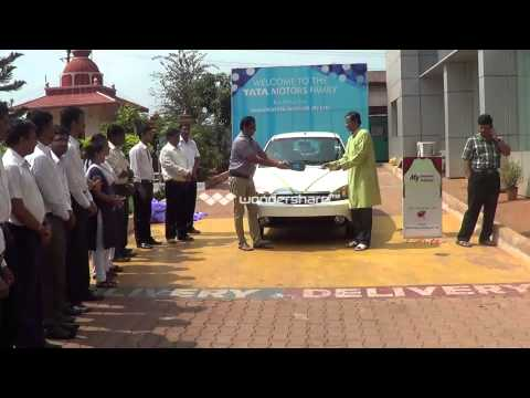 Officially Inaugurated on 5th Nov 2013 with Mr.Gangavathi Pranesh - Bhagyodaya Motors, Hospet