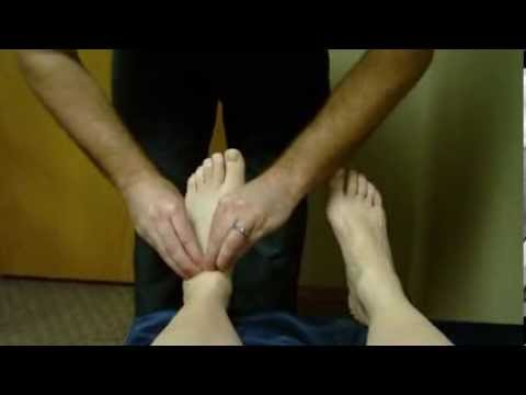 how to fix anterior ankle impingement