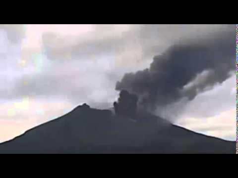Mount Kelud Erupts VOLCANO