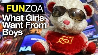 What Girls Want From Boys- Cool Teddy Reveals Secret
