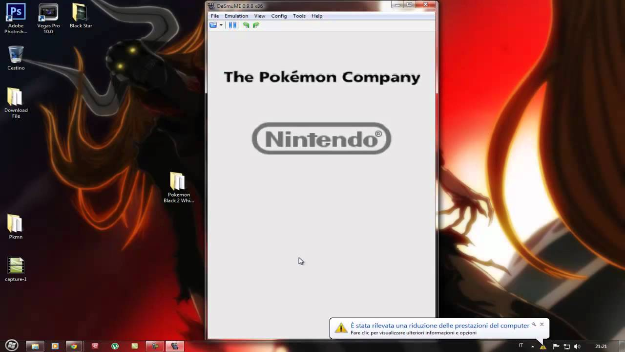 Pokemon Black And White 2 Rom English Desmume