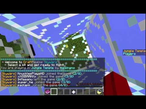 RESPEITE O MOÇO TAMANDUÁ - Minecraft SW