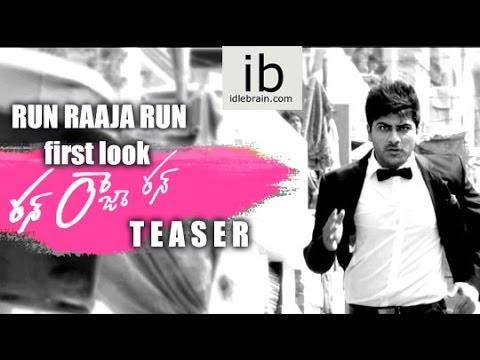 Run Raja Run Movie Official Teaser