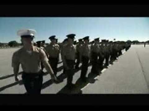 marine corps boot camp graduation youtube