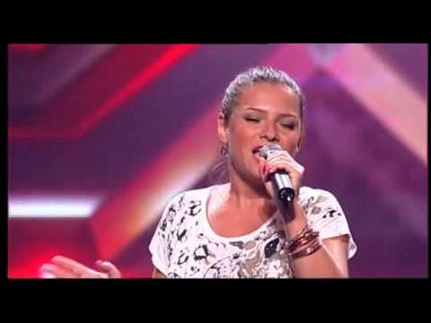 X factor 2013 Srbija Milena Obrenovic Tomic