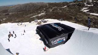 Frontside Double Cork 1440 Project by Shaun White