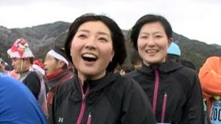 和と佳恵のRun♪Run♪日記 最終回 萩城下町マラソン