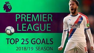 Top 25 Premier League goals of 2018-2019 season   NBC Sports