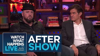 After Show: Dr. Mehmet Oz's Issue With Marijuana   WWHL