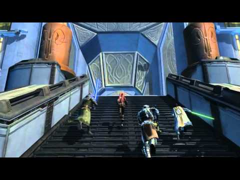 Star Wars: The Old Republic - Alderaan Highlights Trailer