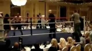 Woman Knockout Strong Man.wmv