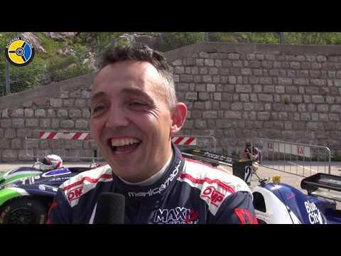 Copertina video L'intervista dopo la Trento - Bondone