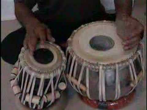 Tabla Lesson 6 by Venkat