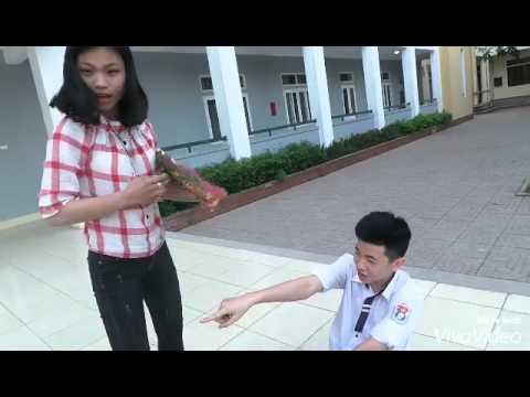 Trường THPT Huỳnh Thúc Kháng - Vinh - 10D4K95 - Sữa chua ngon như mẹ làm.
