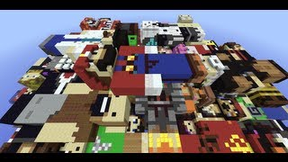 Pile of Bodies Survival -- Minecraft Custom Map