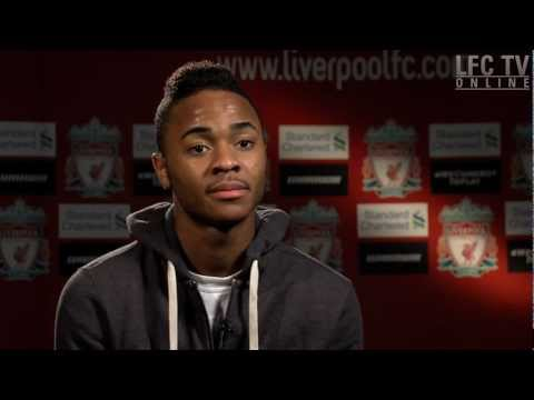 Raheem Sterling on his new Liverpool contract, An exclusive interview with Raheem Sterling after committing his long term future to Liverpool. For more on this visit www.liverpoolfc.com