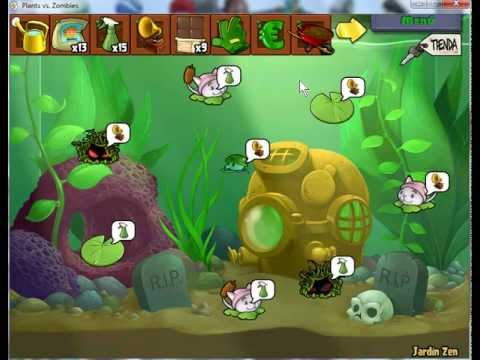 Plants Vs Zombies Planta Gato Imagui