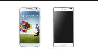 Samsung Galaxy S4 Vs. LG Optimus L9