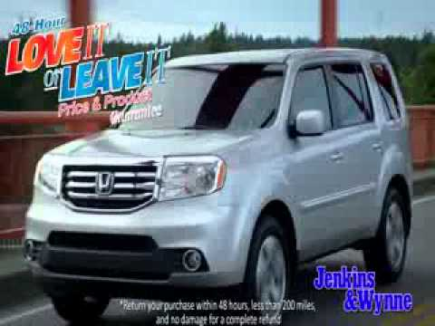 Honda Pilot Dealer Ft Campbell KY | Honda Pilot Dealership Ft Campbell KY