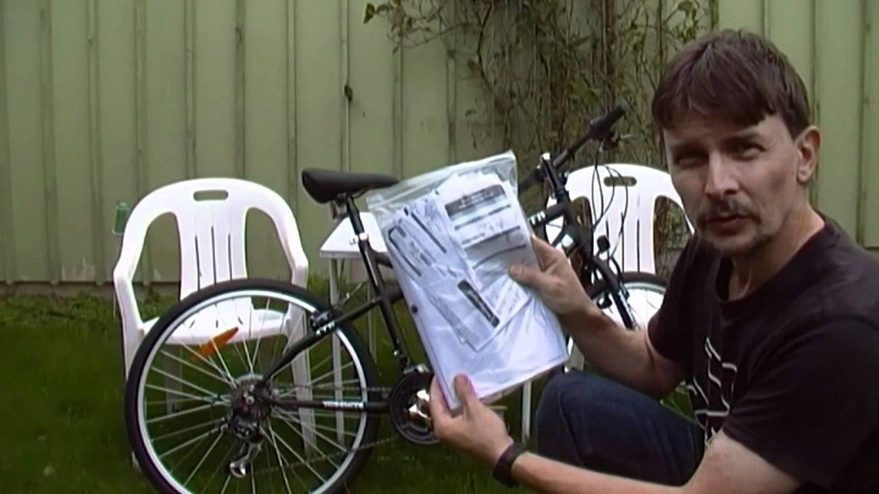 26 tum cykel