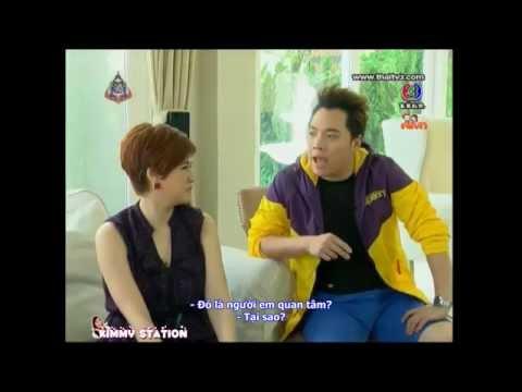 [Vietsub by MKVN] Tee Tai Krau - 15/09/2013 - Thăm nhà Kim
