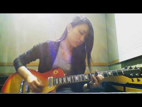 Bon Jovi This Ain't A Love Song solo cover by Saaya