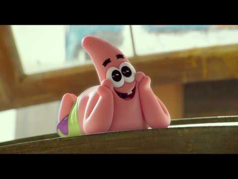 Spongebob vo filme - Huba na suchu