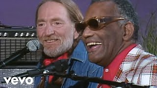 Willie Nelson With Ray Charles Seven Spanish Angels