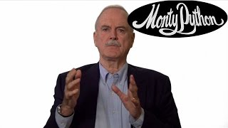 Monty Python: John Cleese Carefully Considers Your Futile Comments