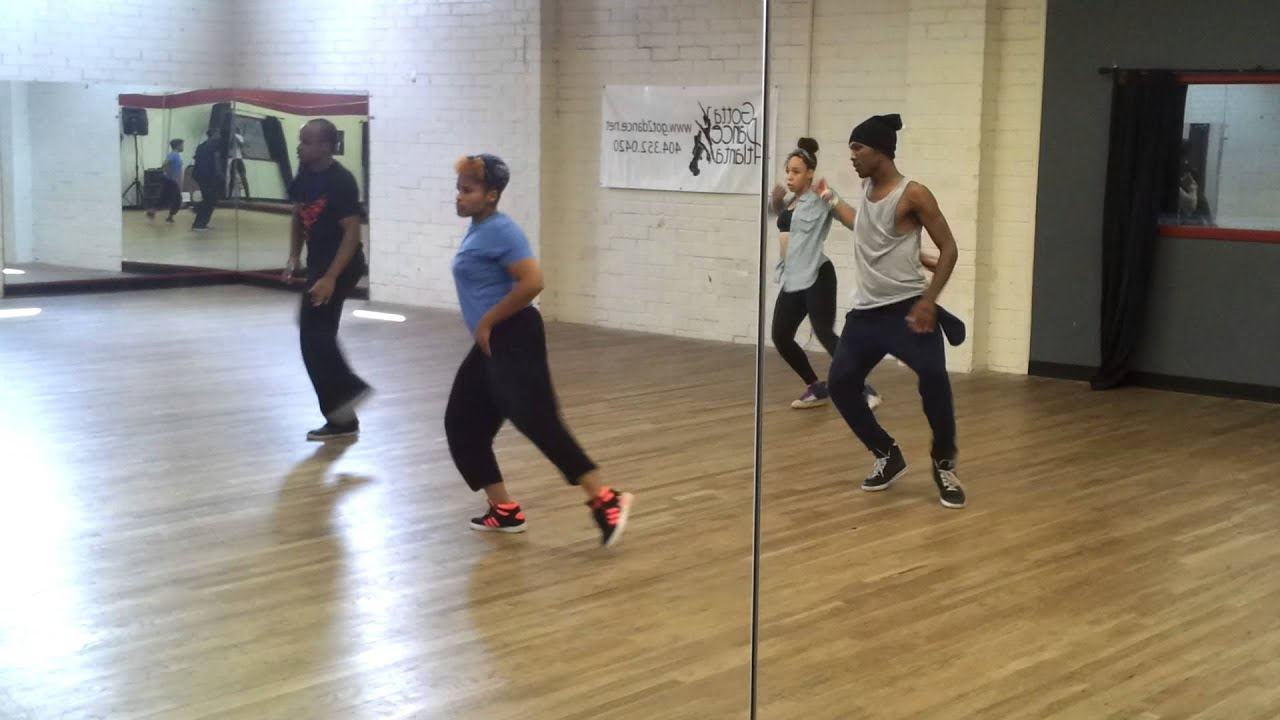 Rhyon Brown Thinking About You Class Choreo to ...
