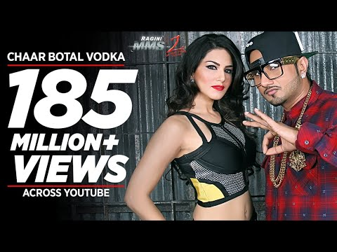 Chaar Botal Vodka Full Song Feat. Yo Yo Honey Singh, Sunny Leone - Ragini MMS 2