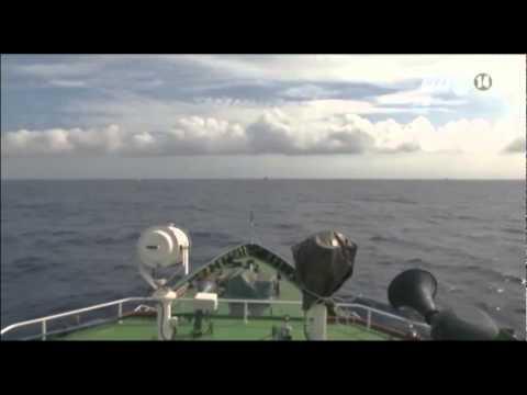 VTC14_Trung Quốc di chuyển giàn khoan 981 khỏi vùng biển Việt Nam