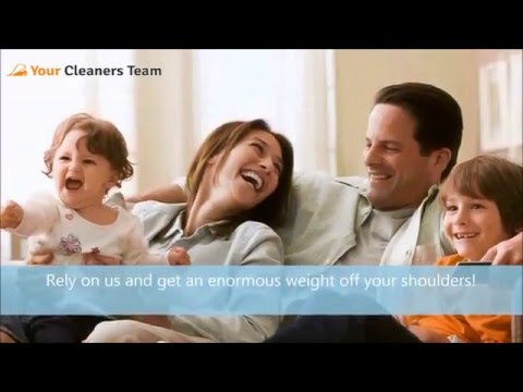 Professional Cleaning Services by Your Cleaners Team London