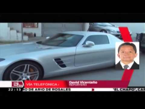 PGR muestra túnel de 'El Chapo' Guzmán   Detienen a 'El Chapo' Guzmán   Cae 'El Chapo' Guzmán