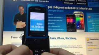 Liberar Nokia C2-05, Desbloquear Por Imei Con Movical.Net
