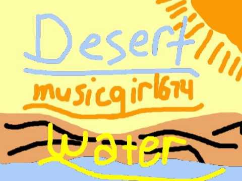 Rytmik: Desert Water by musicgirl674