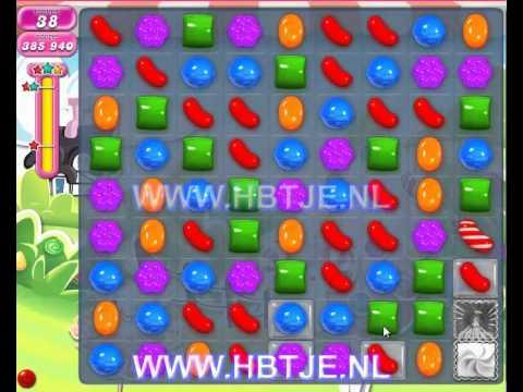 Candy Crush Saga level 468