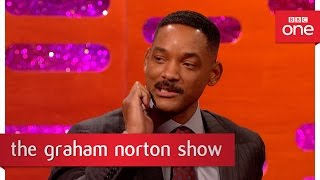 Will Smith suffers from 'dog jaw' - The Graham Norton Show 2016: Episode 12 - BBC One
