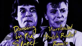 David Bowie & Mick Jagger - Dancing In The Street (unreleased 1985 'dutch Radio' Remix)