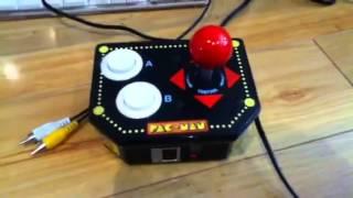 Jakks Pacific Retro Arcade Featuring Pac-Man Namco Plug N