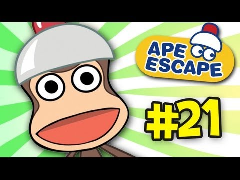 Baby Monkey - Ape Escape Cartoons (Ep. 21)