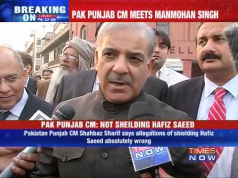 Pakistan Punjab CM: Not shielding Saeed