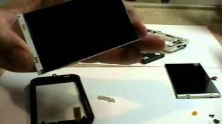 Motorola Defy Broken Screen